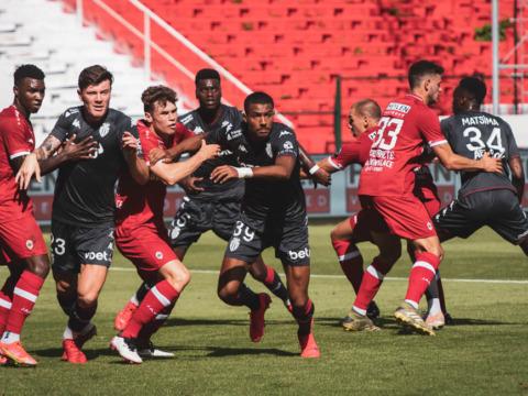 AS Monaco remain unbeaten after scoreless draw with Antwerp