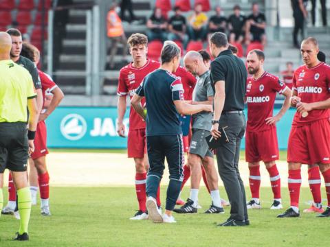 """Niko Kovac : """"Les garçons ont répondu présent dans l'engagement"""""""