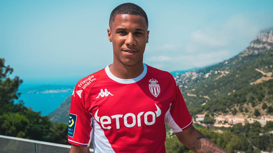 Исмаил Якобс переходит в «Монако»