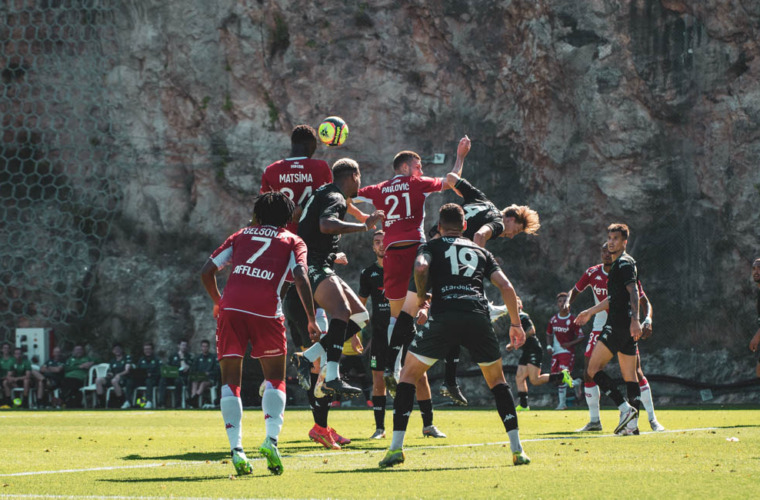 L'AS Monaco enchaîne un deuxième succès face au Cercle Bruges