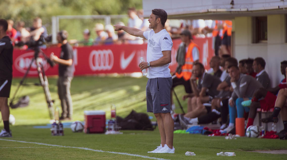 """Niko Kovac: """"Continue to work in this way"""""""