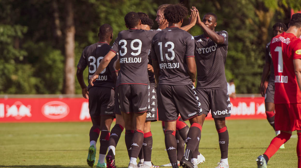 RED BULL SALZBOURG 1-3 AS MONACO (MILLOT, DIOP, MUSABA)