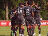 Un match de reprise victorieux pour l'AS Monaco face à Salzbourg