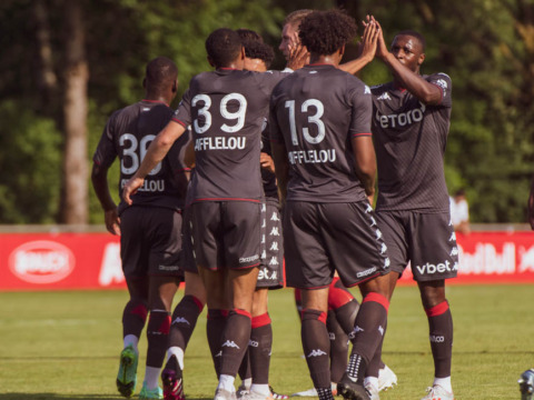 A winning start to the preseason for AS Monaco against Salzburg