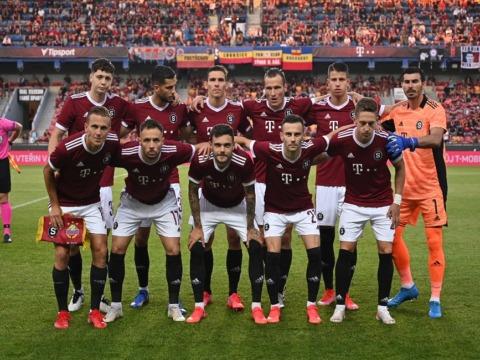 La presentación de Sparta de Praga por @footballskiFR
