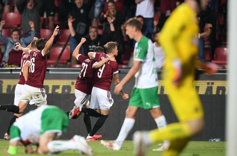 «Монако» сыграет со «Спартой» в третьем отборочном круге Лиги Чемпионов