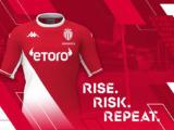 Découvrez le maillot de l'AS Monaco Esports pour la saison 2021-2022