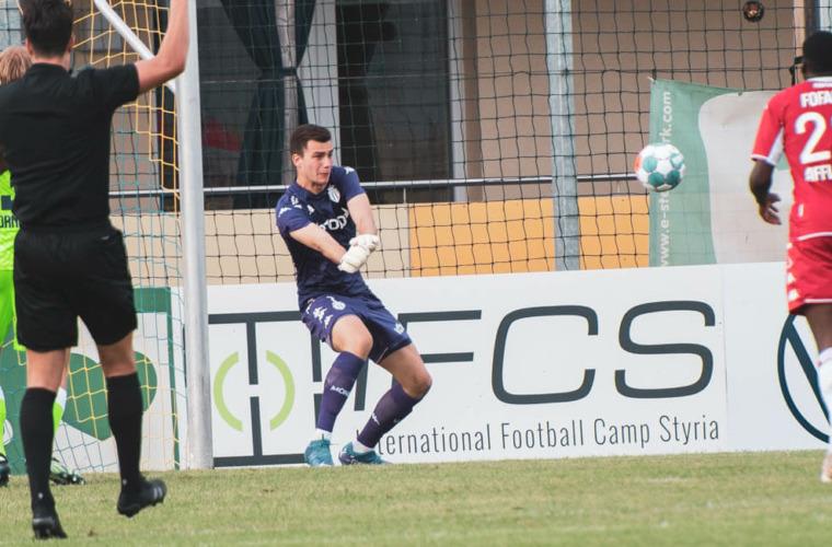 VFL WOLFSBURG 1-2 AS MONACO (DIATTA, GOLOVIN)