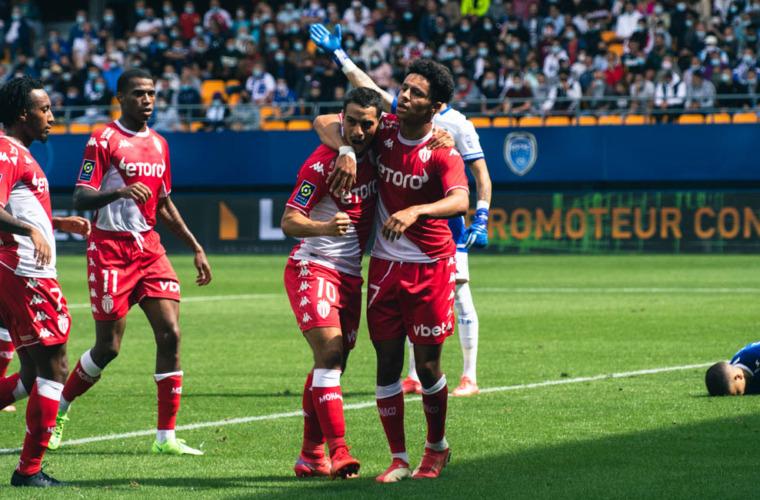 El AS Monaco recupera la confianza con tres puntos en Troyes