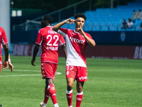 Ligue 1: Troyes 1-2 AS Monaco