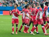Le onze Casa de Papel des fans de l'AS Monaco