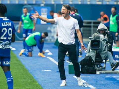 """Niko Kovac: """"Muito feliz por esta vitória"""""""