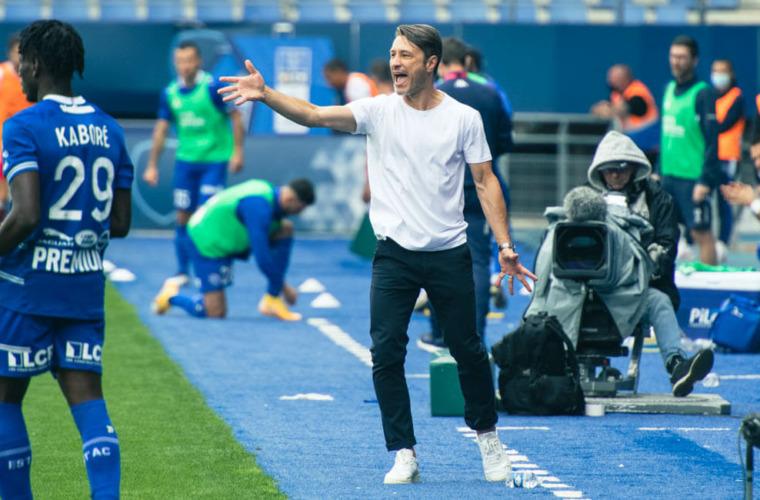 """Niko Kovac: """"Muy feliz de traer a casa esta victoria"""""""
