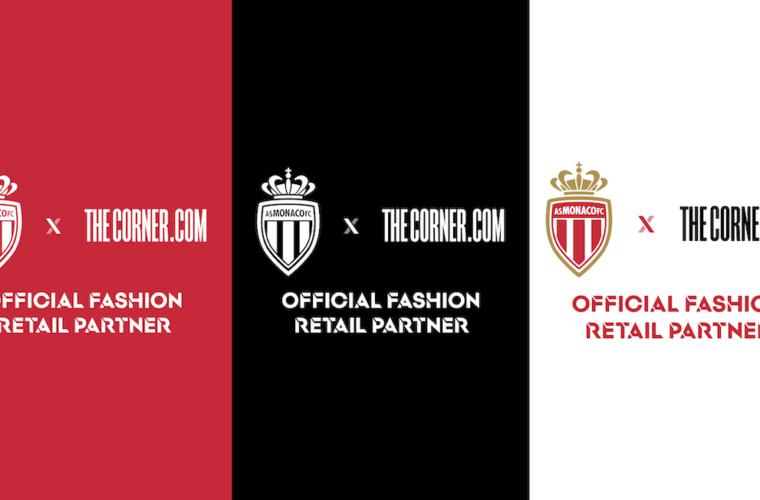 """TheCorner.com, nouveau """"Official Fashion Retail Partner"""" de l'AS Monaco"""