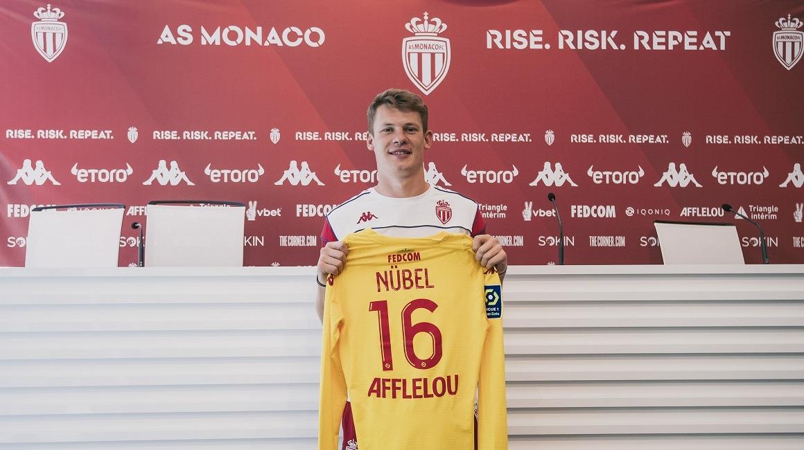"""Alexander Nübel: """"Monaco era la decisión correcta para mí"""""""