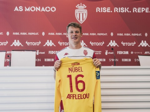 """Alexander Nübel: """"Monaco is the right choice for me"""""""
