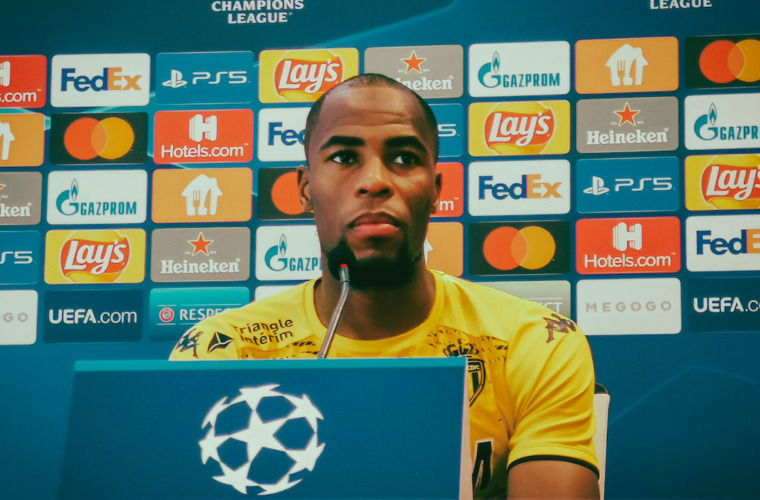 """Djibril Sidibé: """"We will have to be ready for this battle"""""""