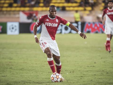 "Djibril Sidibé : ""Il reste 90 minutes"""