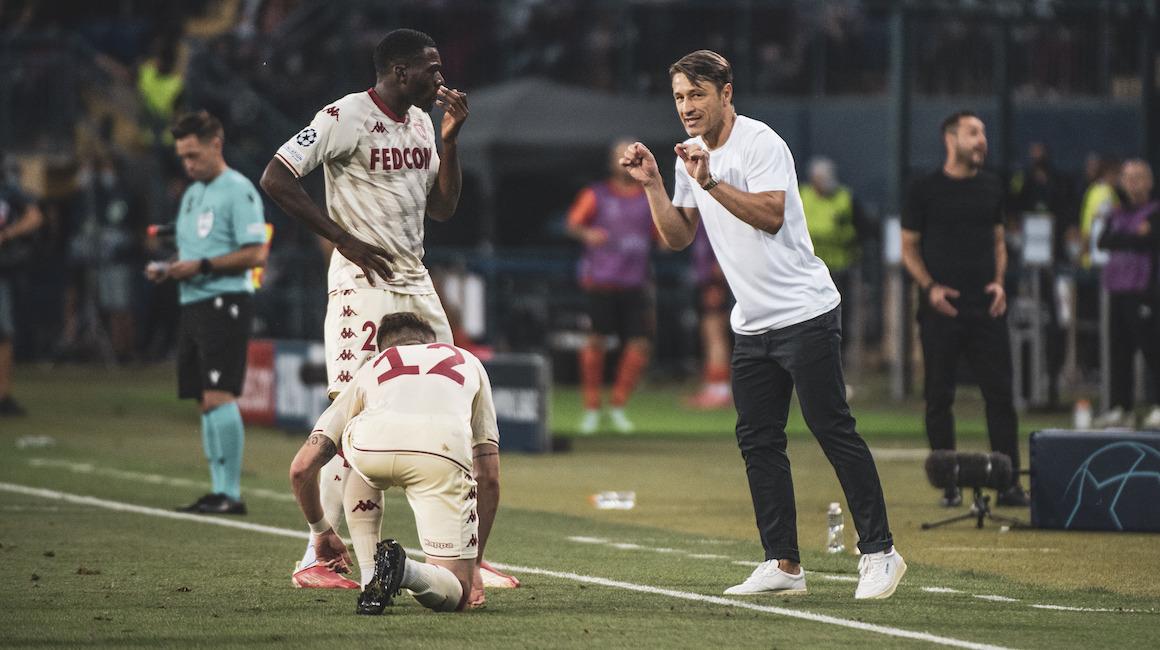 La palabra de Niko Kovac y Youssouf Fofana tras la eliminación