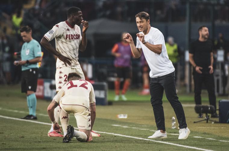 Les réactions de Niko Kovac et Youssouf Fofana après l'élimination cruelle