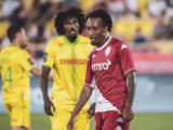 L'AS Monaco pas récompensé face à Nantes