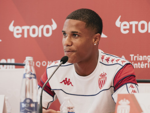"""Ismail Jakobs: """"Playing for AS Monaco is a good challenge for me"""""""