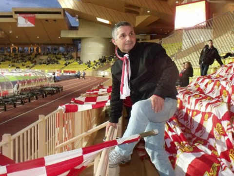 Un hommage à Jean-Paul Chaude lors d'AS Monaco – FC Nantes