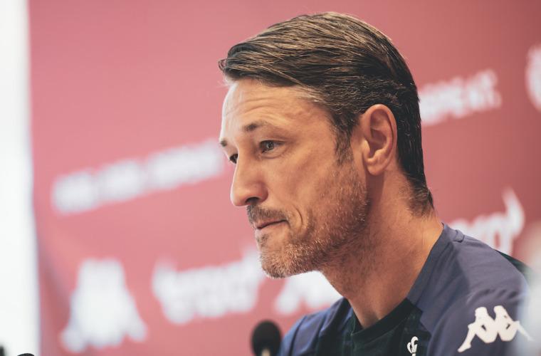 """Niko Kovac : """"Jouer avec la même envie que face au Shakhtar"""""""