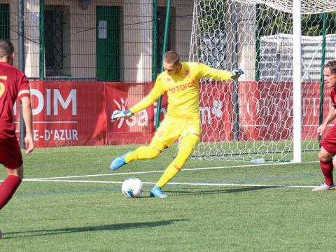 Yann Liénard appelé avec l'Équipe de France U19