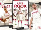 L'AS Monaco dévoile son nouveau maillot third