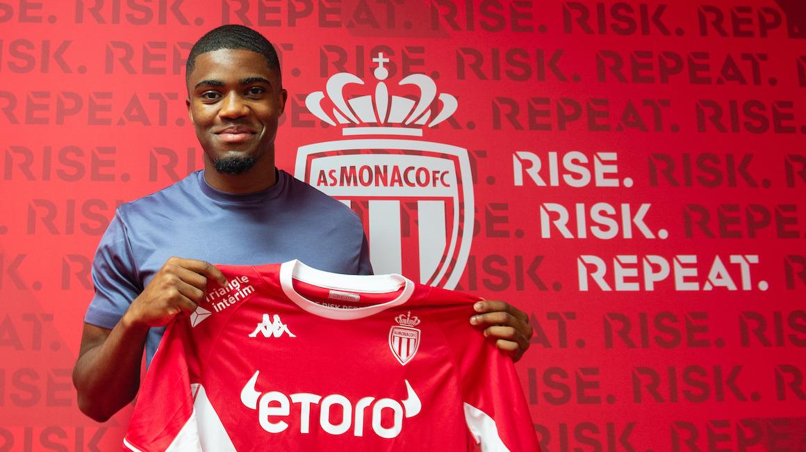 Myron Boadu joins AS Monaco