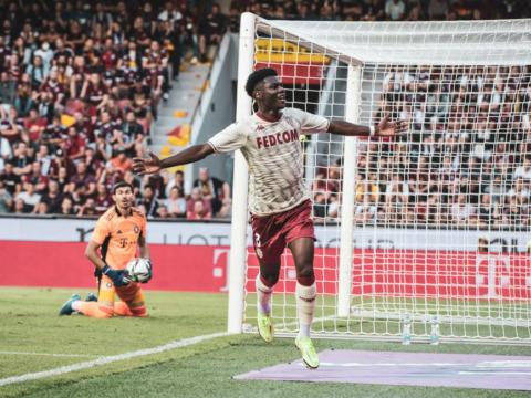 Aurélien Tchouameni becomes the 69th AS Monaco player to receive a France call-up