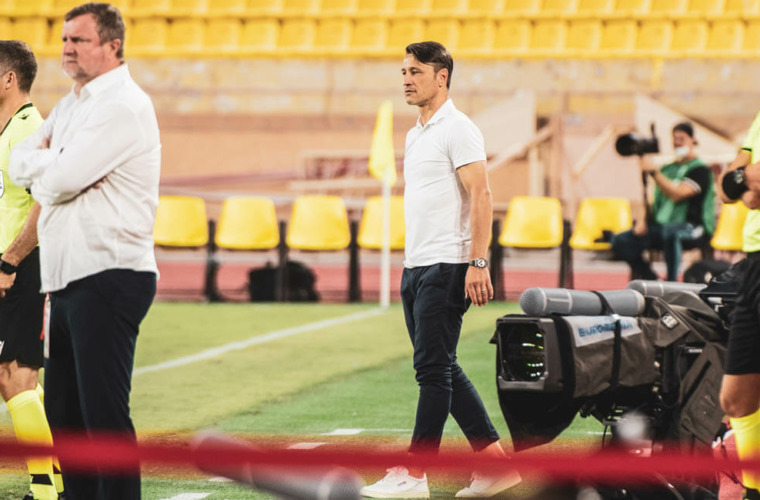 "Niko Kovac: ""We believe in our strengths"""