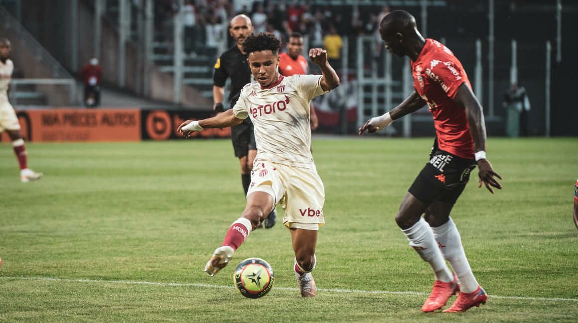 A frustrating loss for the Rouge et Blanc in Lorient