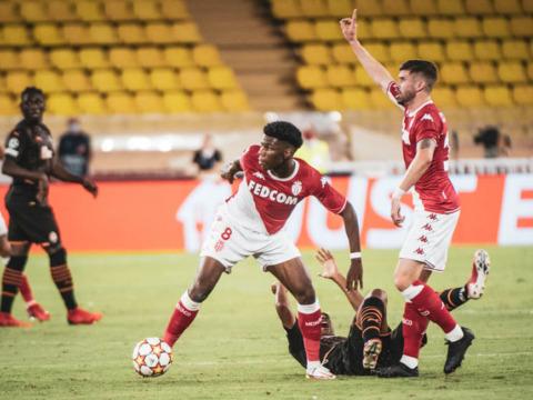 «Монако» уступает, но не теряет шансов пробиться в Лигу Чемпионов
