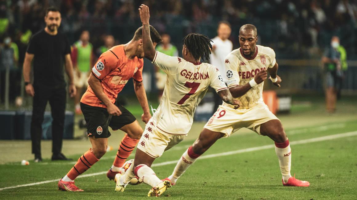 El AS Monaco se va con la cabeza en alto