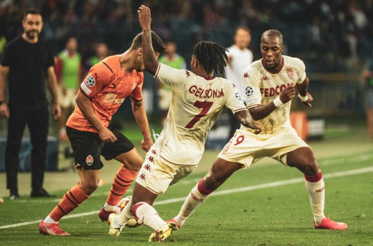 «Монако» завершает борьбу за Лигу Чемпионов с высоко поднятой головой