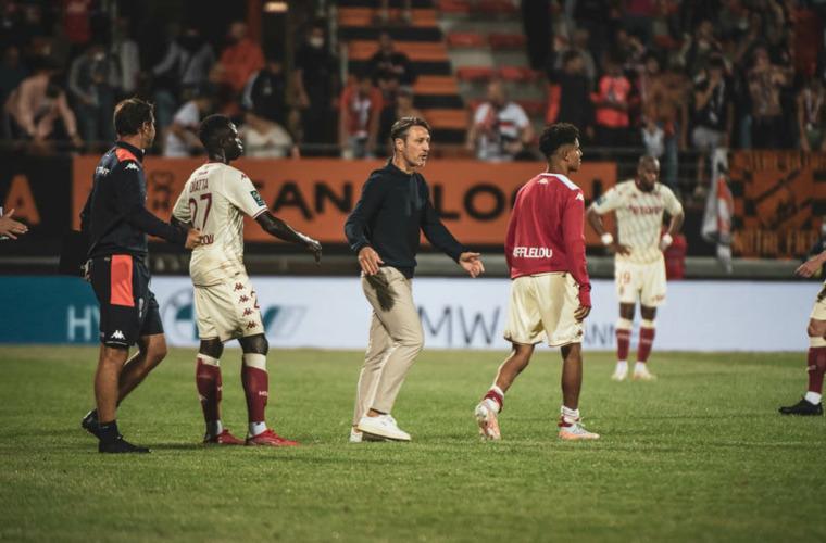 La palabra de Niko Kovac y Axel Disasi tras caer ante Lorient