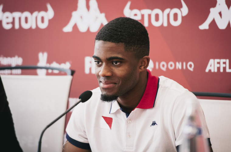 """Myron Boadu: """"I'm ready to fight to win in Ligue 1"""""""