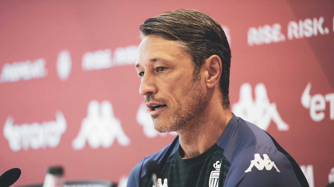 """Niko Kovac: """"All of our Ligue 1 matches are important"""""""