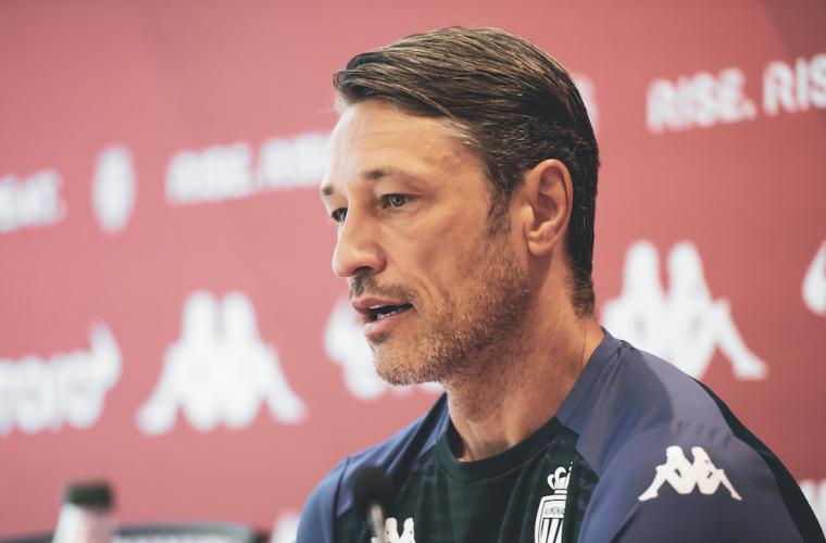"""Niko Kovac: """"Todos os jogos da Ligue 1 são importantes"""""""