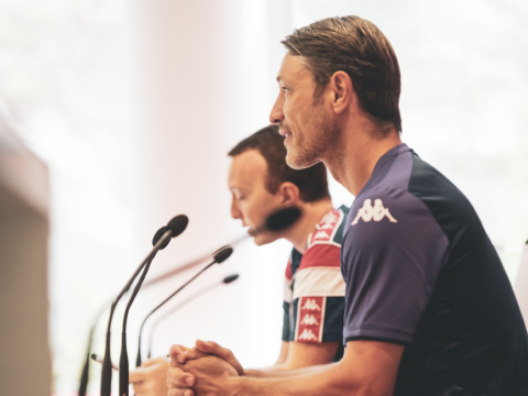 """Niko Kovac: """"We are going in the right direction"""""""