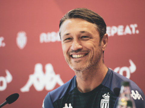 "Niko Kovac : ""Jouer avec notre style"""