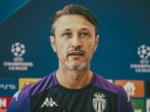 """Niko Kovac: """"Eles são os favoritos, isso está claro"""""""