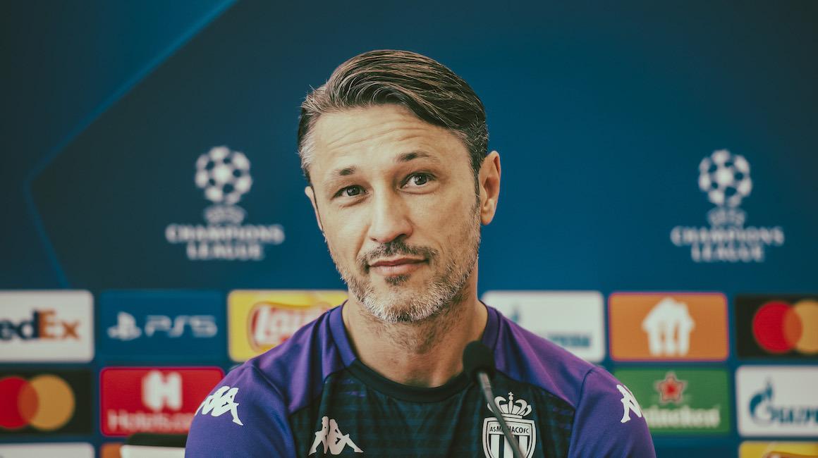 "Niko Kovac : ""Montrer le vrai visage de l'AS Monaco"""