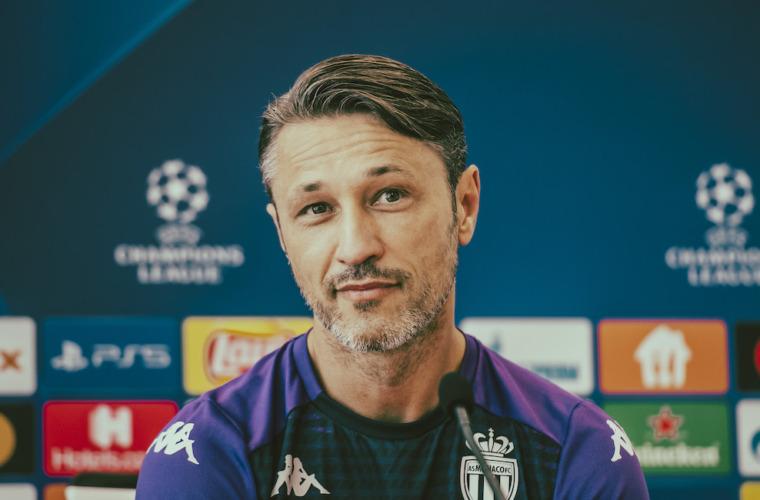 """Niko Kovac: """"Mostrar a verdadeira face do AS Monaco"""""""