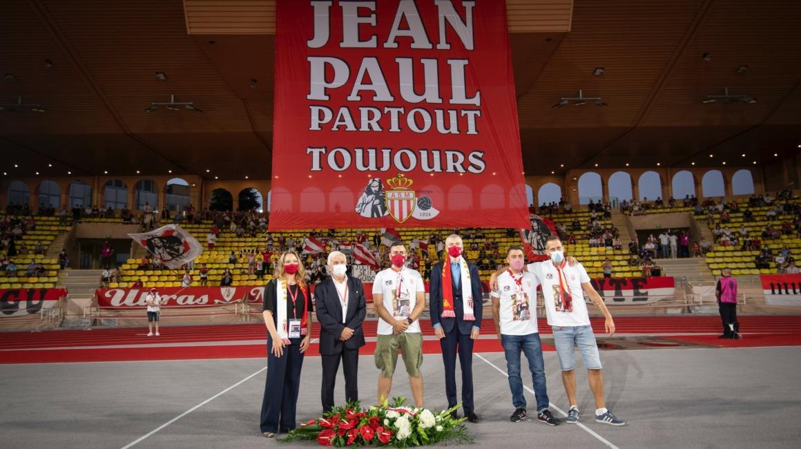 La mémoire de Jean-Paul Chaude honorée