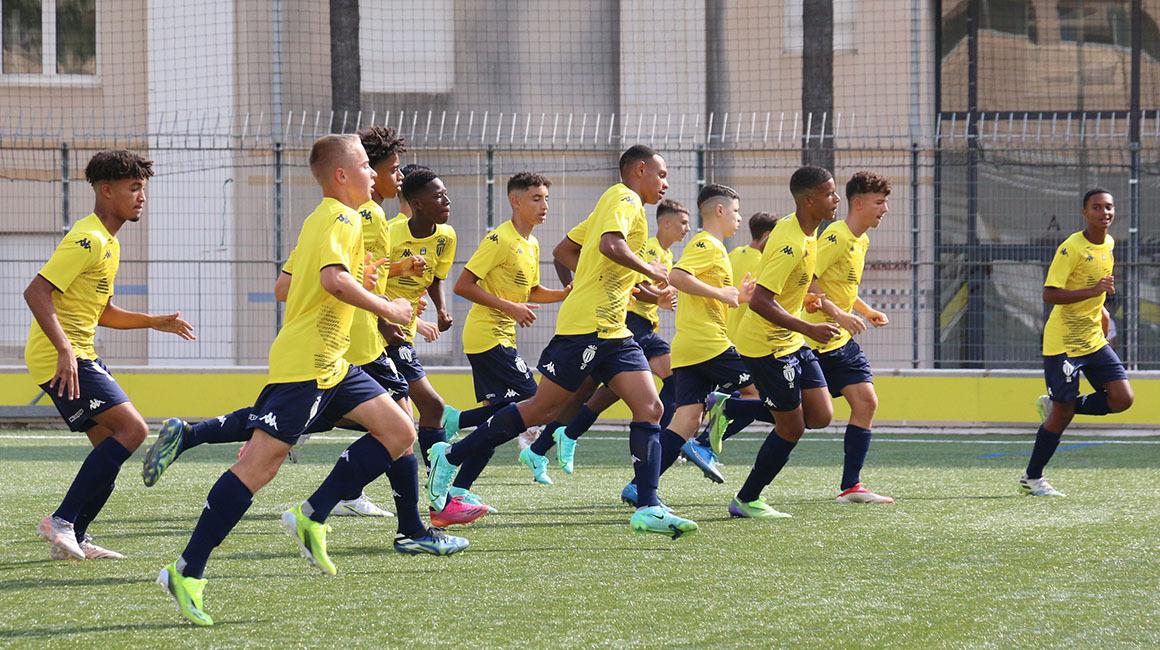 Première de la saison pour les U17 dimanche à domicile
