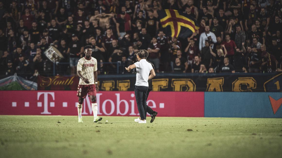 """Niko Kovac : """"Nous avons gagné sur le terrain et contre le racisme"""""""