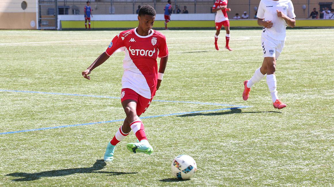 Highlights U17 – J1 : AS Monaco 5-1 GFC Ajaccio